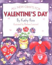 Cover of: All-new crafts for Valentine