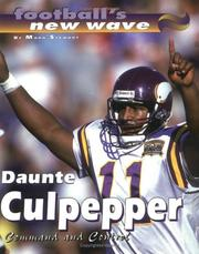 Cover of: Daunte Culpepper | Mark Stewart