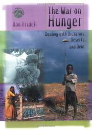 Cover of: The War On Hunger | Ron Fridell