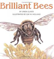 Cover of: Brilliant bees | Linda Glaser