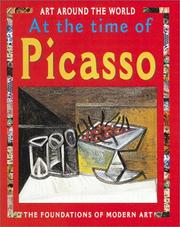 Cover of: In the Time of Picasso (Art Around the World)