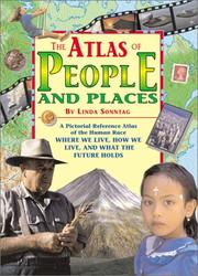 Cover of: The atlas of people & places | Steele, Philip