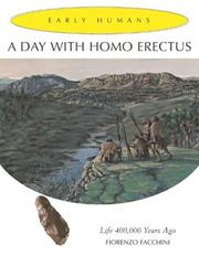 Cover of: A day with Homo erectus