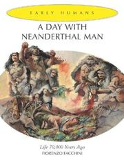 Cover of: A day with Neanderthal man
