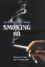 Cover of: Smoking 101
