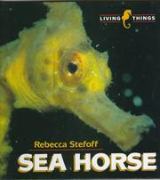 Cover of: Sea horse