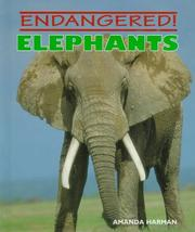 Cover of: Elephants