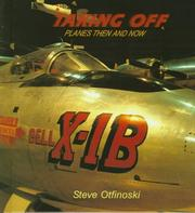 Cover of: Taking off | Steven Otfinoski