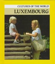 Cover of: Luxembourg