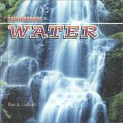 Cover of: Water (Kaleidoscope : Earth Science) |