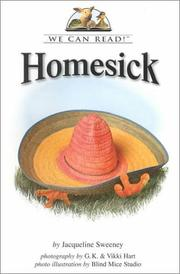 Cover of: Homesick