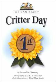 Cover of: Critter Day