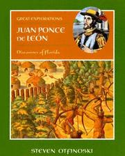 Cover of: Ponce de Leon: Discoverer of Florida (Great Explorations)