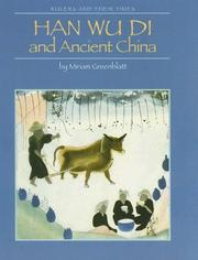 Cover of: Han Wu Di and ancient China