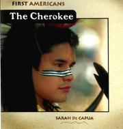 Cover of: The Cherokee (First Americans (Benchmark Books (Firm)).)