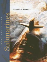 Cover of: Submarines