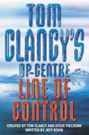 Cover of: Line of control | Tom Clancy