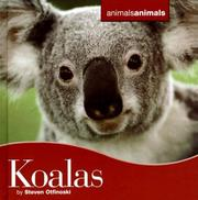 Cover of: Koalas (Animals Animals)