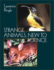 Cover of: Strange animals, new to science
