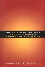 Cover of: The attack of the blob
