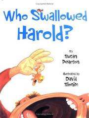 Cover of: Who swallowed Harold? and other poems about pets