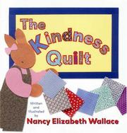 Cover of: The kindness quilt