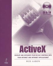 Cover of: ActiveX