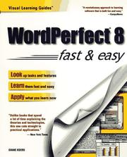 Cover of: WordPerfect 8