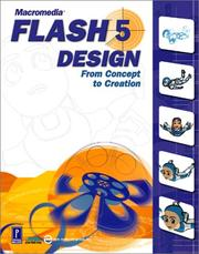 Cover of: Macromedia Flash 5 Design | Epic Software