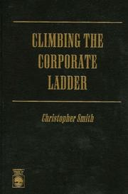 Cover of: Climbing the corporate ladder