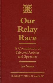 Cover of: Our relay race