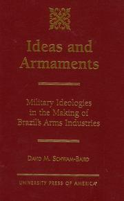 Cover of: Ideas and armaments