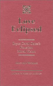 Cover of: Love eclipsed | Nancy Ann Watanabe