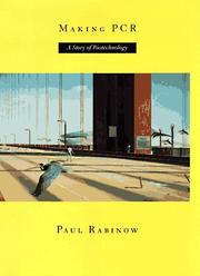Cover of: Making PCR | Paul Rabinow