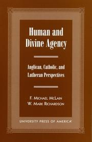 Cover of: Human and Divine Agency | McLain F. Michael