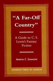 Cover of: A far-off country