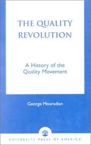 Cover of: The quality revolution