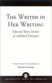 Cover of: The writer in her writing
