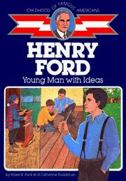 Henry Ford, young man with ideas
