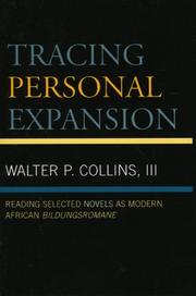 Tracing personal expansion by Walter P. Collins