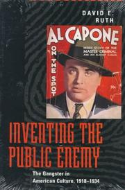 Cover of: Inventing the public enemy