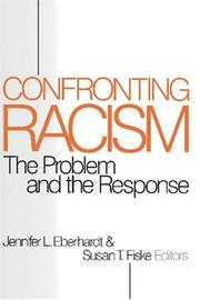 Cover of: Confronting racism |