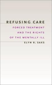 Cover of: Refusing Care