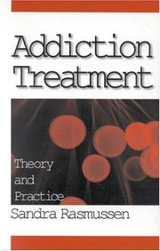Cover of: Addiction Treatment | Sandra Rasmussen