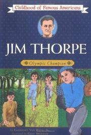 Cover of: Jim Thorpe, Olympic champion | Guernsey Van Riper