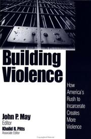 Cover of: Building Violence |