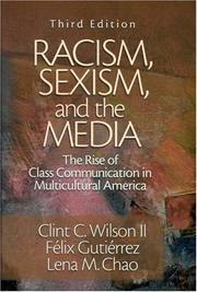 Cover of: Racism, sexism, and the media