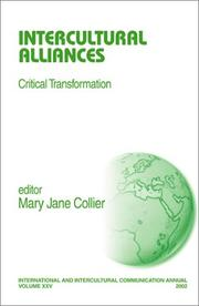 Cover of: Intercultural Alliances