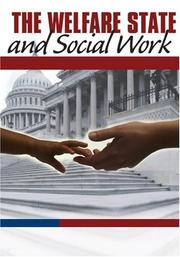Cover of: The Welfare State and Social Work