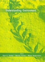 Cover of: Understanding environment |